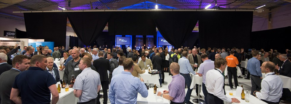 get together mingle party euro mine expo