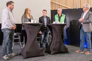 Euro Mine Expo hosted panel at Load Up North